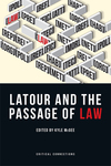 Politics and law as Latourian modes of existence